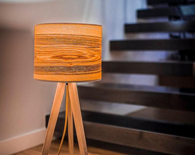 Design Table Lamp - Bedside Light - Reading Lamp - Home Design - Ambient Lighting - Ash