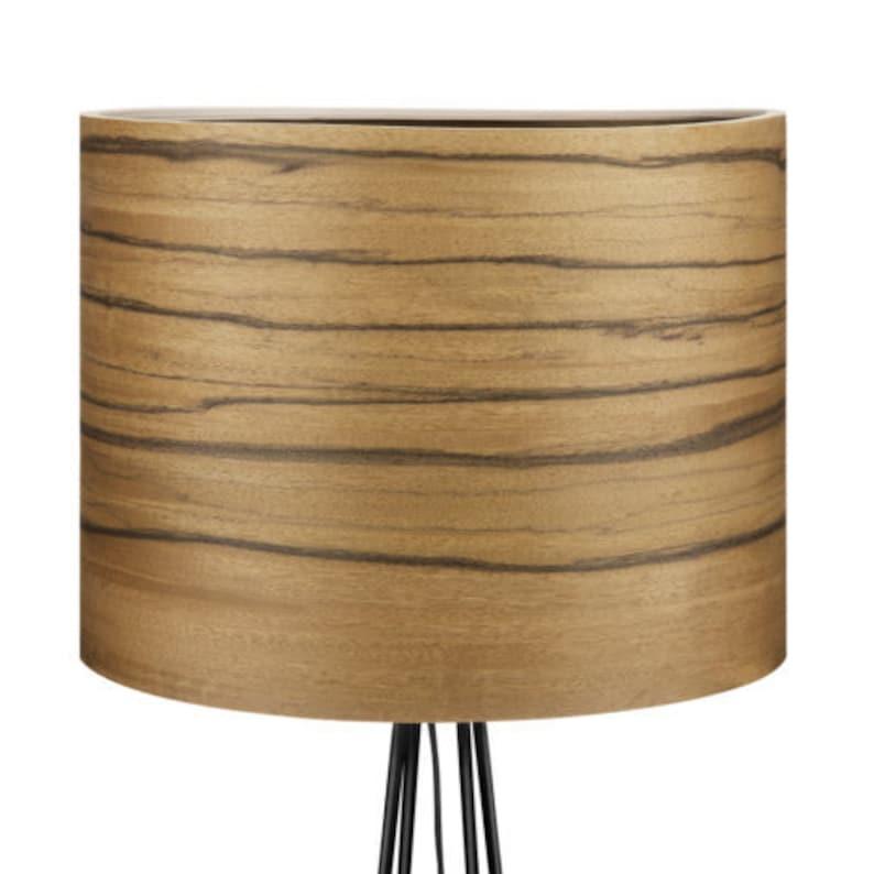 BERG Design Floor Lamp  Bolivian Walnut Veneer  Home image 0