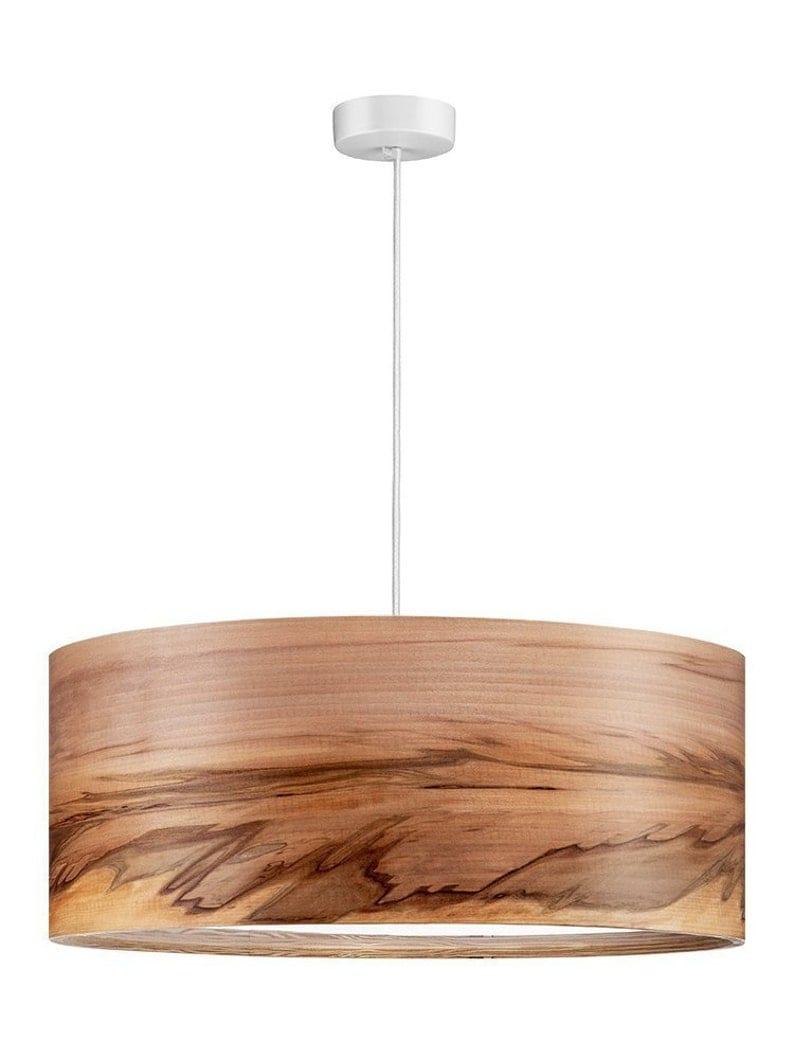 Wood Pendant Lamp  Ceiling Lamp Pendant Light Dining Room image 0