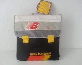 Mochila vintage New Balance/ vintage New Balance backpack