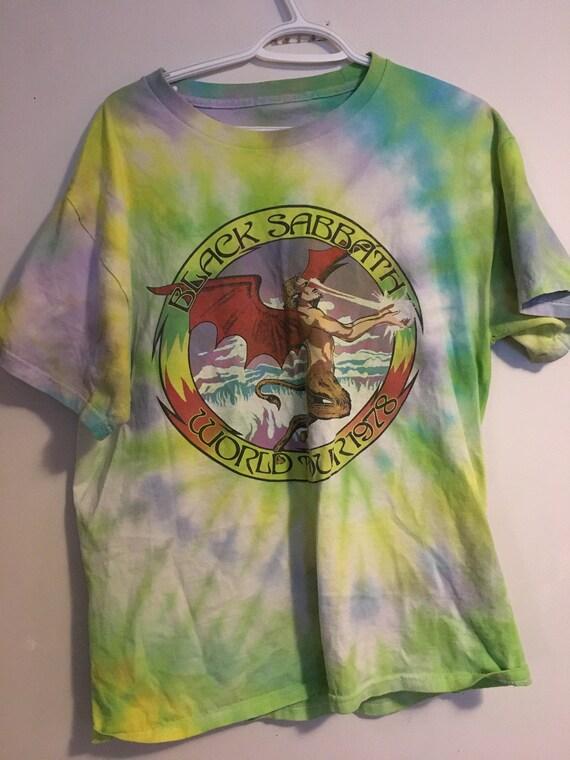 vintage Black Sabbath t-shirt 90s