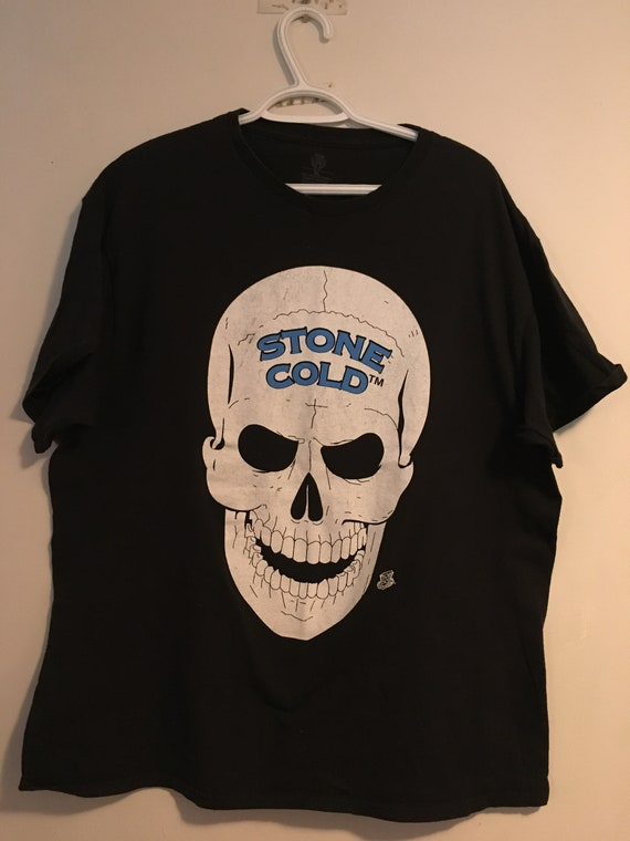 Vintage 90s Stone Cold Steve Austin t-shirt men's
