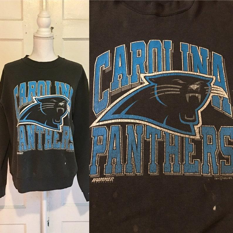 Vintage Carolina Panthers Sweatshirt