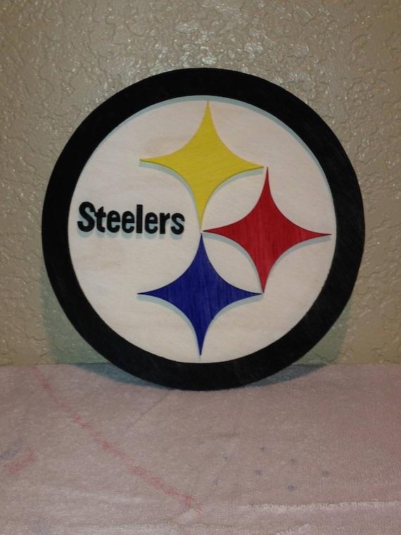 Steelers Logo Etsy