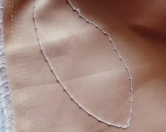 Satellite Chain Necklace