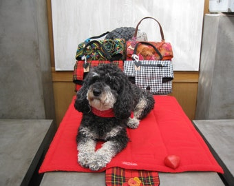 "Dog Blanket ""Togo"""