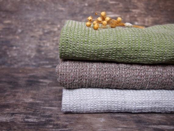 3 leinen handt cher eco leinen handtuch gro e leinen etsy. Black Bedroom Furniture Sets. Home Design Ideas