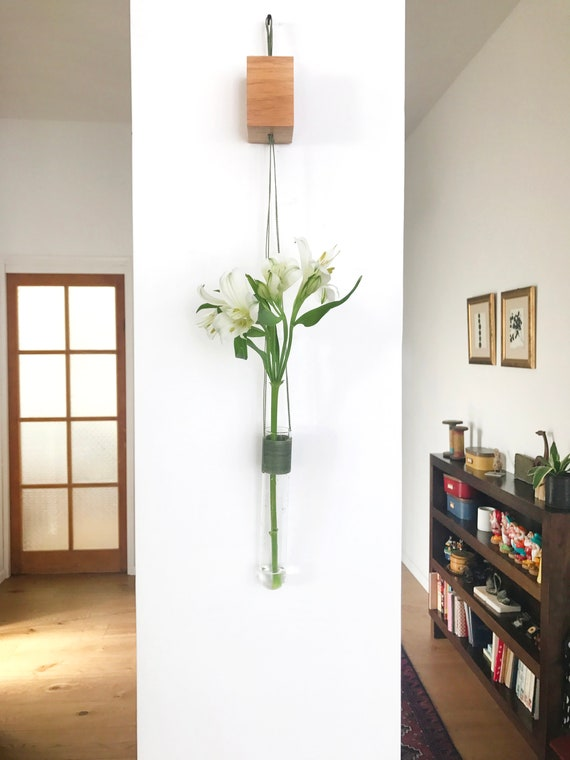 Indoor Plants Wall Planters Terrarium Plants Flower Wall Etsy