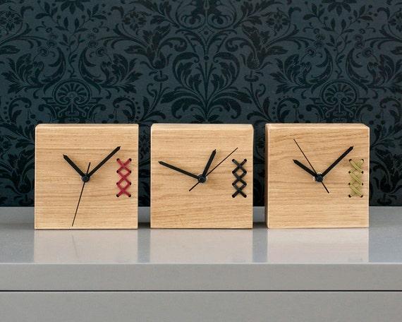Cadeaux pour les hommes bureau unique horloge horloge de bureau en