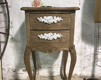 Painted Cottage Prairie Chic Romantic Farmhouse Night Table