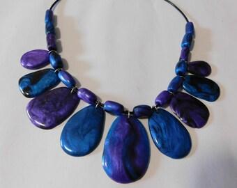 necklace colour blends