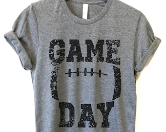 81d0294e Game Day Shirt, Game Day Tshirts, Game Day, Football Mom Shirt, Custom Game  day Shirt, Football Team Shirts, Football Shirts, Game Day Vibes