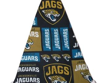 cb4a815051a35d NEW NFL Jacksonville Jaguars Christmas Football Santa Hat Personalized 18