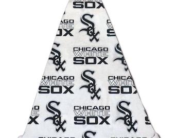 NEW MLB Chicago White Sox Christmas Baseball Santa Hat Personalized 18