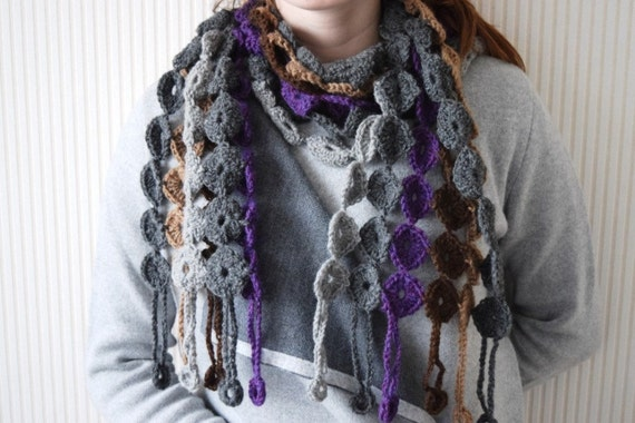 Crochet Circle Scarf Pattern Images Knitting Patterns Free Download