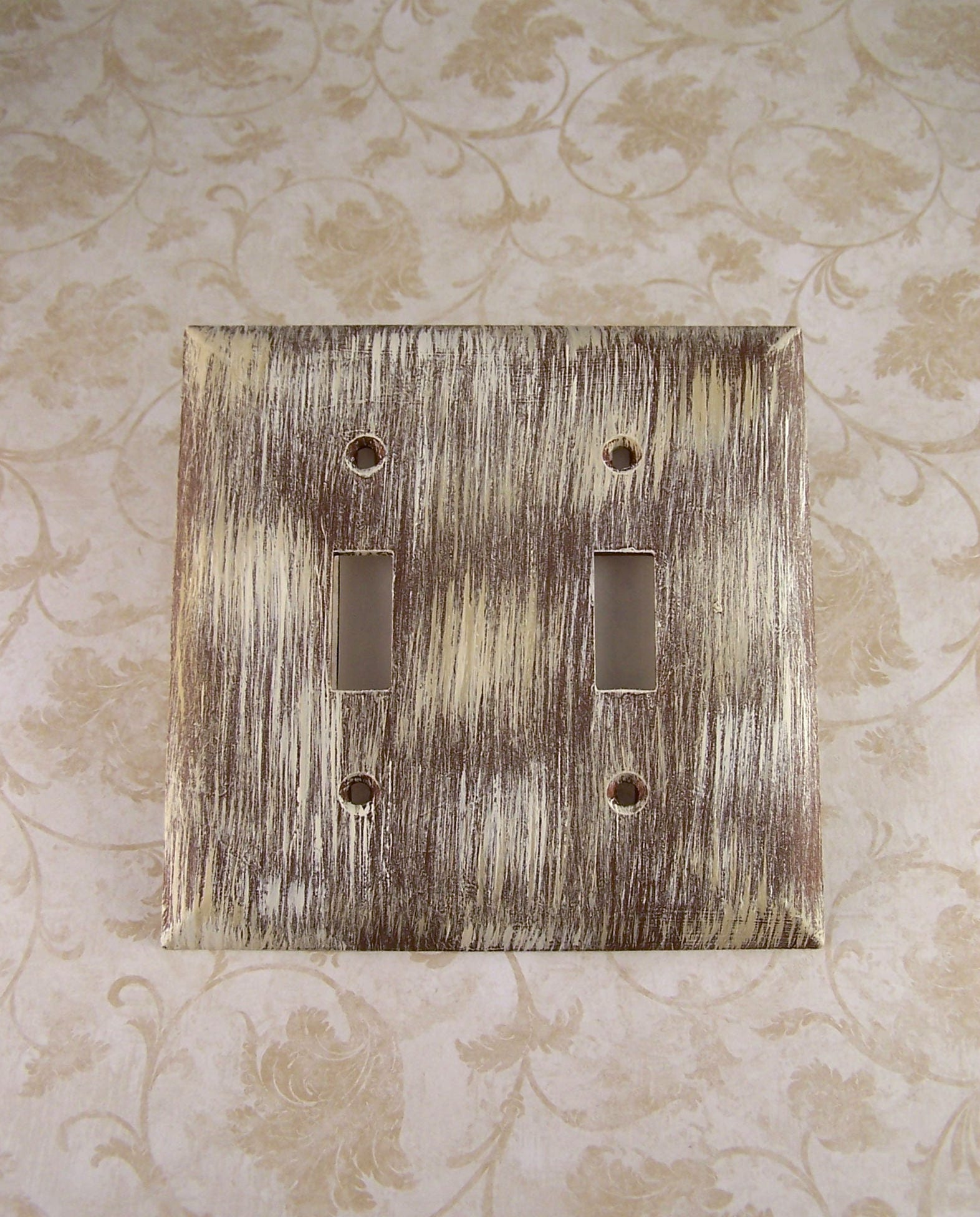 Switchplates Switch Plate Covers Primitive Rustic Distressed Etsy
