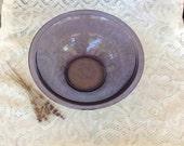Vintage Pyrex Amethyst Purple 1.5 Liter Mixing Nesting Bowl 323