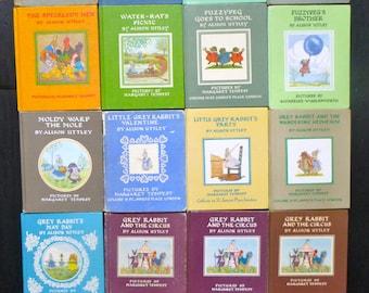"Alison Uttley ""Grey Rabbit"" Books"