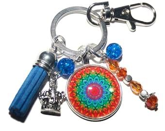 Ganesh elephant God Keychain, bag charm
