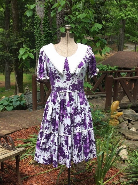 Vintage Square Dance Rockabilly Square Dance Dress