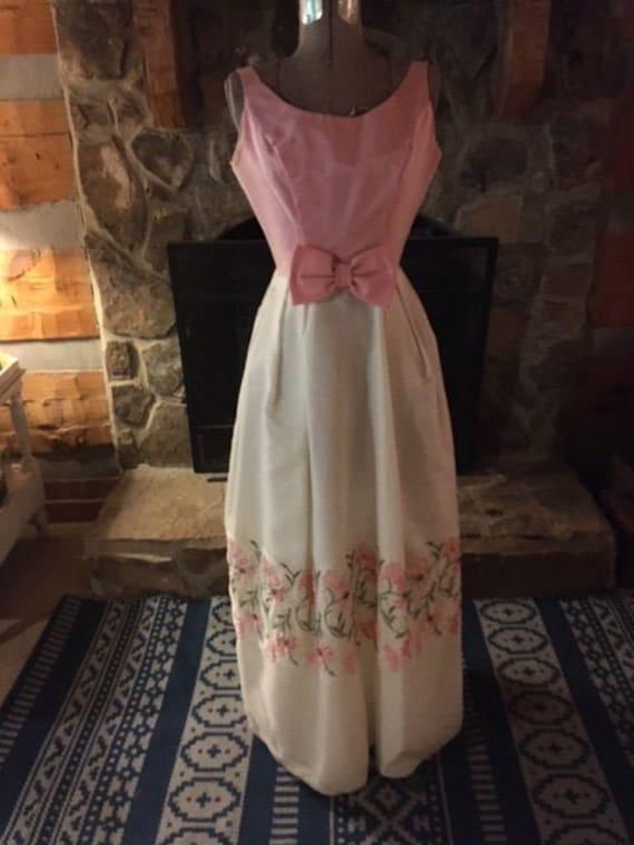 Vintage Formal Dress