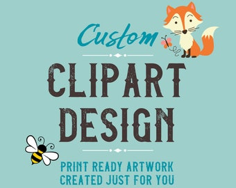 CUSTOM ORDER SVG Clipart | Cutting Machine Art | Digital Artwork Files