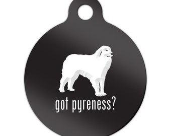 Graphics Keychain with a dog Key ring GREAT PYRENEES Keyring Solid Key Pendant Metal Key Holder