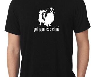 Got Japanese Chin T-Shirt T745