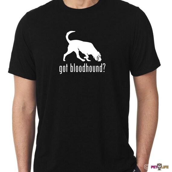 GI Tag Mister Petlife blood hound Black Got Bloodhound Engraved Keychain
