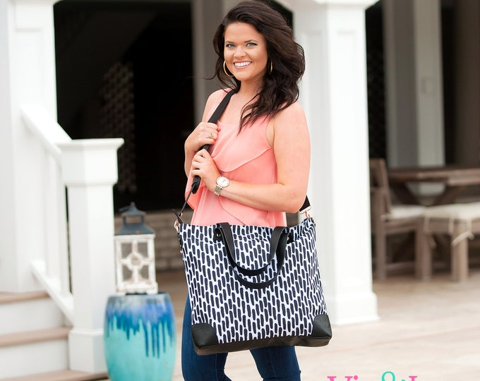 Carolina Night Collection - Viv & Lou Travel Bags