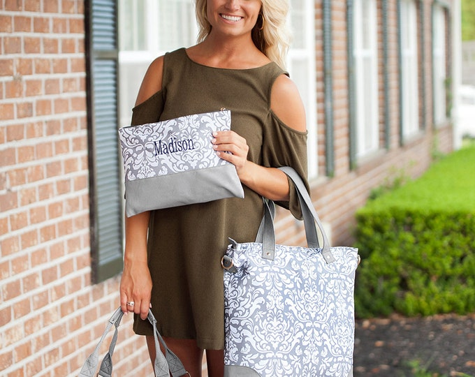 Ella Grey Collection - Viv & Lou Travel Bags