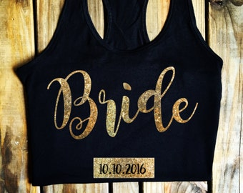 Wedding Tank Top. Bride Tank Top. Bride Shirt. Honeymoon Tank. Honeymoon Shirt. Bachelorette Party Gift. Mrs Tank. Mrs Tshirt. Wifey Tshirt.