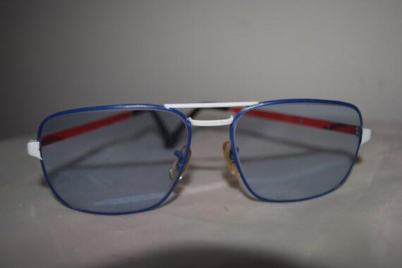 Peter Max/Tura Vintage Aviator Sunglasses