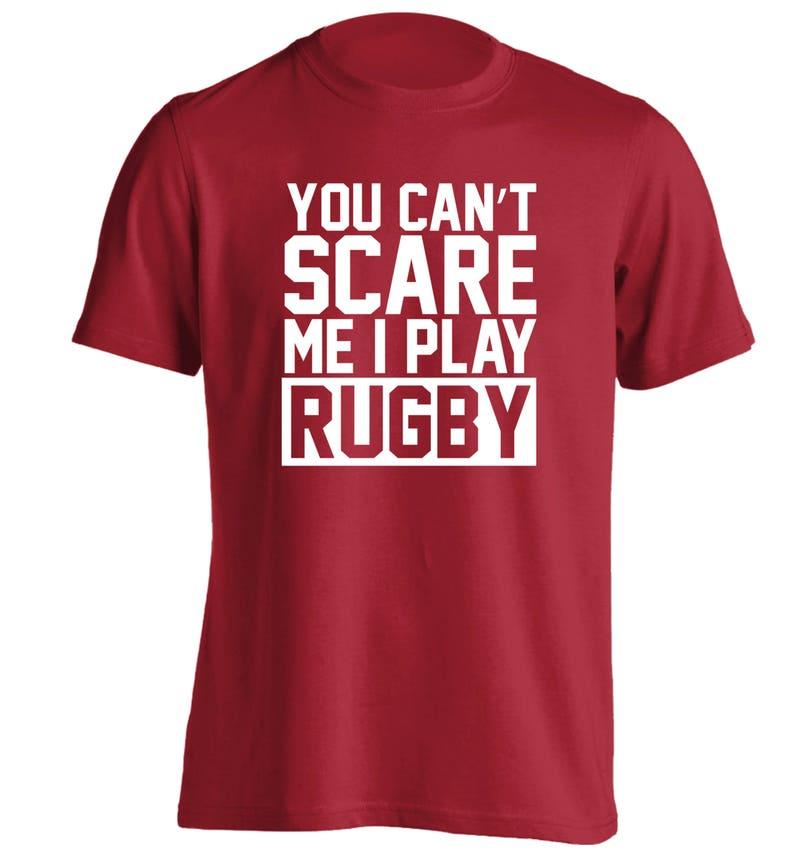 Playing Rugby T shirt New  Funny Gift