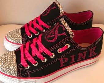Victoria S Secret Pink Shoe S Etsy