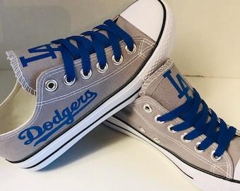5963240c04 LA dodgers Tennis shoes