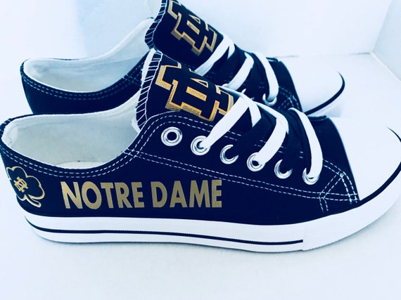 Notre Dame ShoesEtsy Womens ShoesEtsy Dame Dame Tennis Womens Notre Notre Womens Tennis uK5c3F1JTl