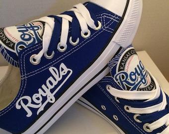 Kansas city Royals Womens Tennis shoes