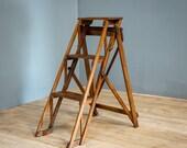 Victorian Step Ladder