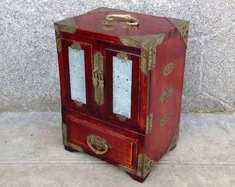 Jewelry Box, Jewelry Storage Box, Jewelry Organizer, Jewelry Holder, Jewelry Case, Jewelry Armoire