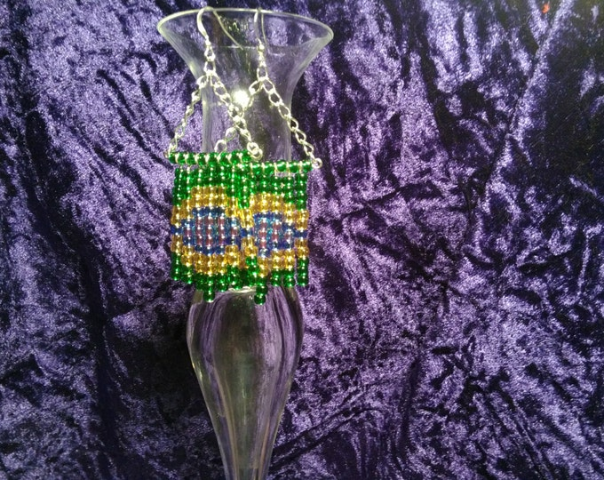 Beautiful Chandelier earrings