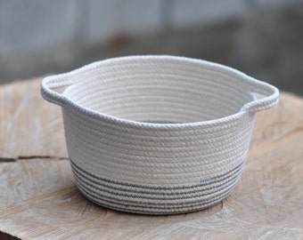 Creekside - rope basket