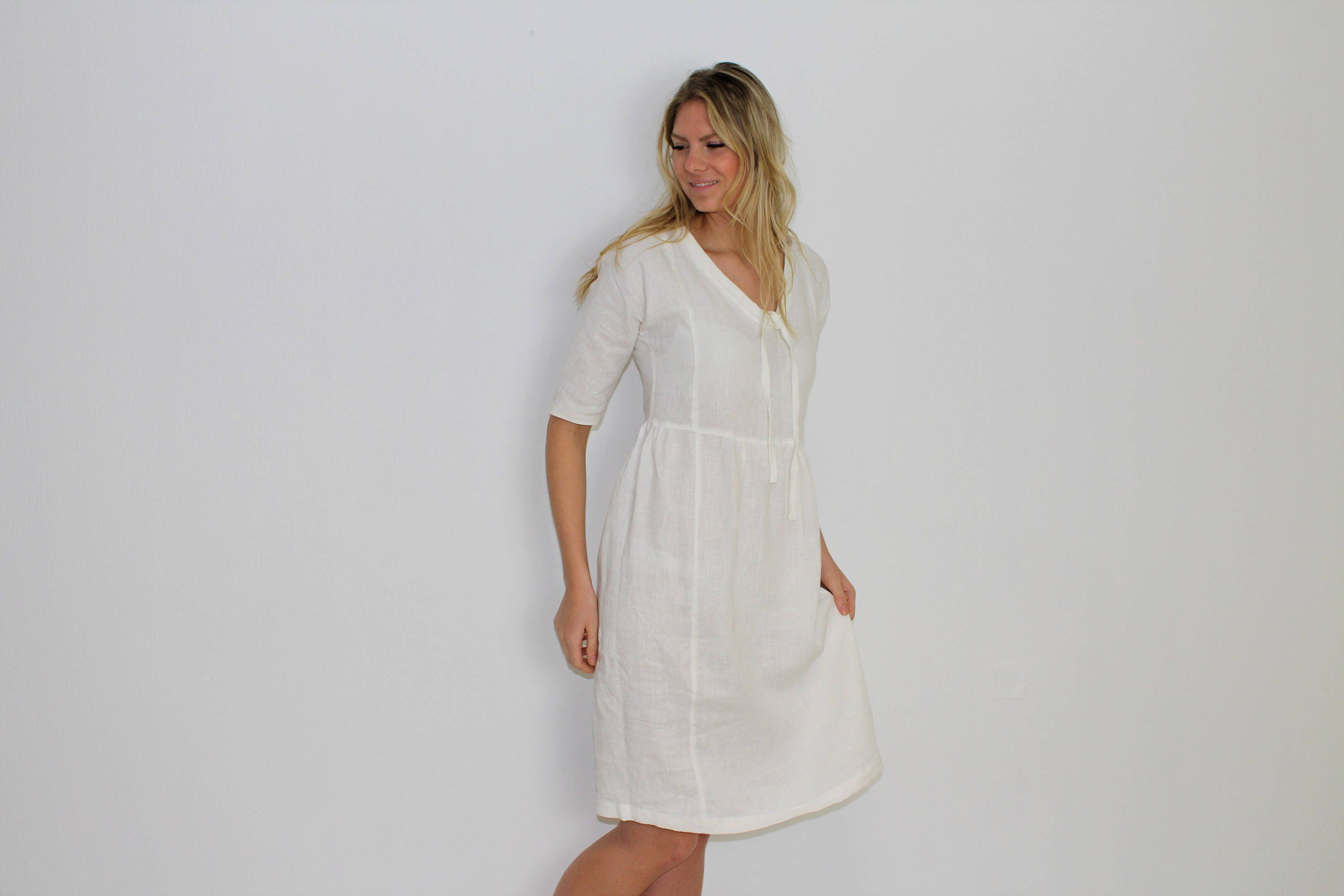 50: Linen Summer Dresses For Weddings At Websimilar.org
