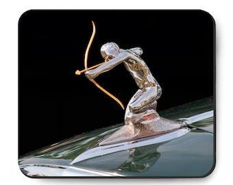 Pierce Arrow vintage car Mousepad, 1930's Art Deco