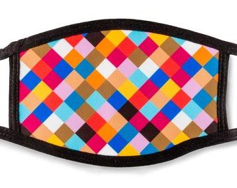 Face mask Pocket Square designer mask