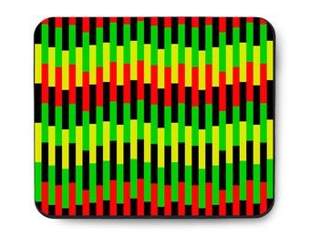 Hash Lines Designer Mousepad
