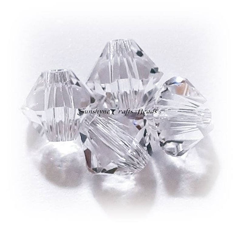 482dd4bb43d7 Swarovski Crystal Beads 5328 CRYSTAL Clear Xilion Faceted
