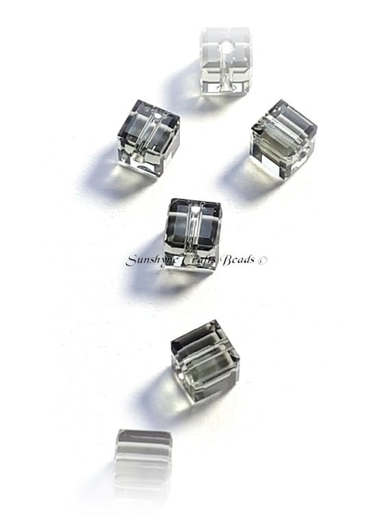 Swarovski round Austrian crystal beads facet White Alabaster choose package size