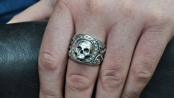 Argent Sterling 925 Pirate Charme Made in USA