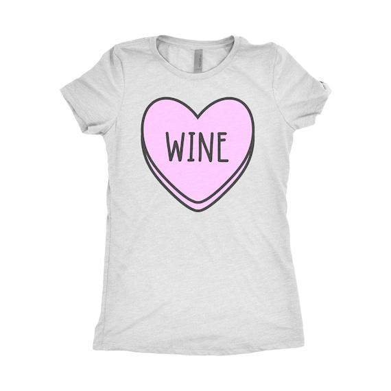 Sassy Conversation Hearts Shirt Anti Valentine S Day Etsy